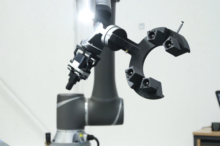 Carbon Fiber Robot Arm